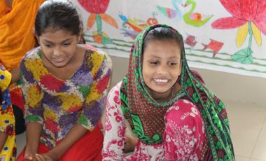 Protecting Children of Garment Workers in Bangladesh