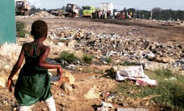 Rehabilitating Child Dump Site Workers in Kenya