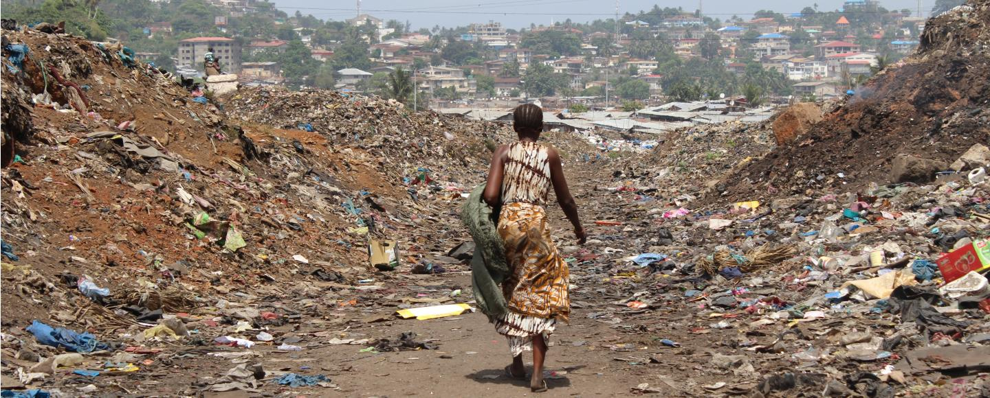 Rehabilitating Child Dumpsite Workers in Kenya