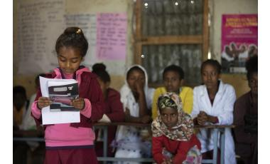 Helping Ethiopia's Poorest Girls get an Education